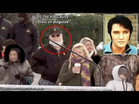 Elvis in disguise? Is Elvis Presley Still Alive On His 82nd Birthday?