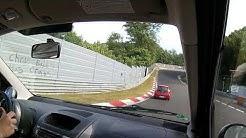 """""""Club 1000"""" Citroen C1 and Peugeot 107 Nürburgring fun"""