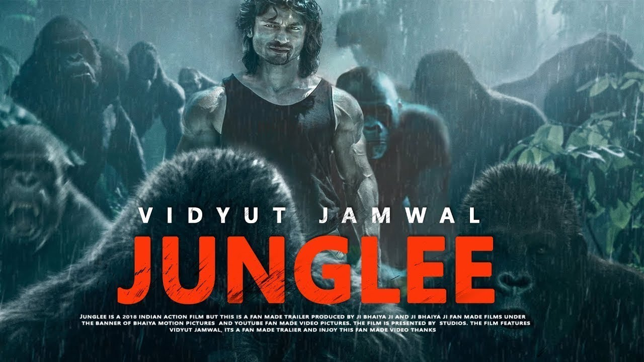 Junglee Movie Official Trailer 2018 New Bollywood Movie Youtube