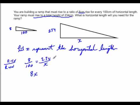 Ratio and Proportion problem solving by cross multiplication ...
