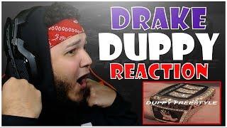 """🔥🔥 REACTION!! 🔥🔥 Drake """"Duppy Freestyle"""" (Kanye West & Pusha T Diss)"""