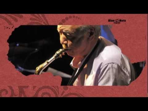 "SADAO WATANABE ""MBALI AFRICA"" featuring Richard Bona : BLUE NOTE TOKYO 2012 trailer"