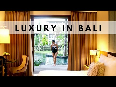 Luxury in Bali: The New ANVAYA Resort Bali