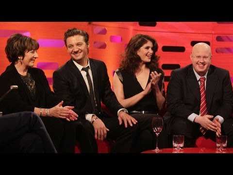 Matt Lucas Gets Mugged - The Graham Norton Show - Series 12 Ep16 Preview - BBC One