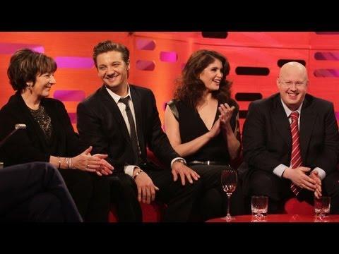 Matt Lucas Gets Mugged - The Graham Norton Show - Series 12 Ep16 Preview - BBC One