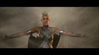 X  Men Apocalypse | Storm Meet Caliban Empowers Psylocke