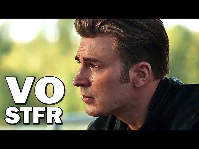 AVENGERS 4 Trailer VOSTFR ★ (NOUVEAU MARVEL Bande Annonce)