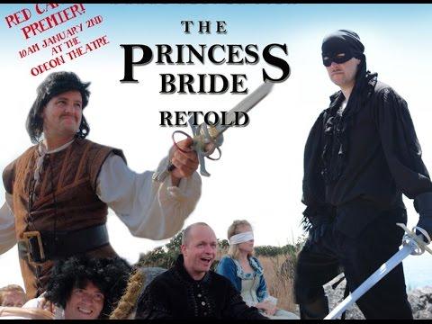 Princess Bride Retold
