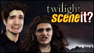 Greg vs Kevin - Scene It? Twilight (Nintendo Wii)
