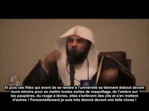 Maquillage et Bijoux en islam