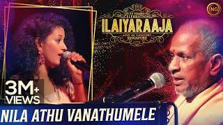 Nila Athu Vanathumele | Nayagan | Ilaiyaraaja Live In Concert Singapore