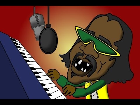 Charles Ramsey Cartoon- Dead Give Away (Remix)