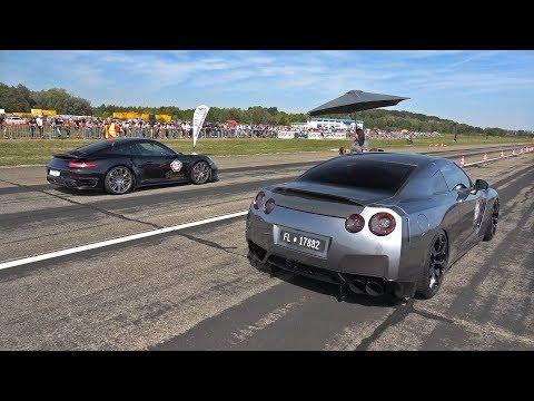 1000HP Nissan GT-R