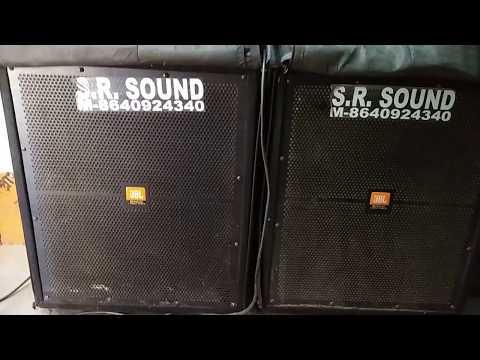 DJ Full Setup  Kolkata Market Chandni Chok =Dj Rahim