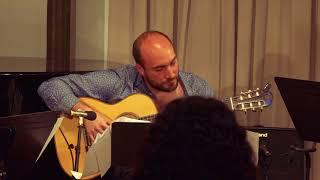 (Benji Kaplan + Vent Nouveau) - BRYANT PARK - Live @ Scholes Street