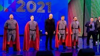 КВН 2020 Первая лига Второй финал 14 03 2021 ИГРА ЦЕЛИКОМ Full HD