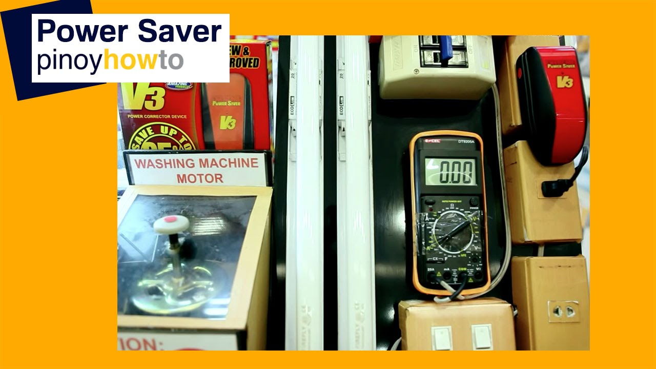Energy Saver: Cut Your Electricity Bill - Use Power Saver | Pinoy ...