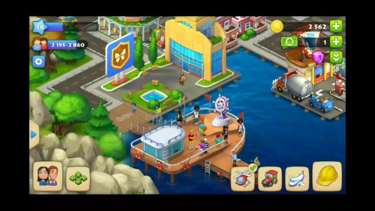 TOWNSHIP LEVEL 38 - Complete your tasks