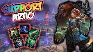 Smite | Artio Build And Guide - One Two Three Switch! | Smite Season 5 Gameplay