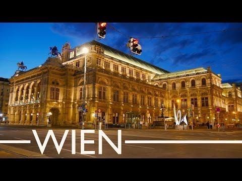 Wien Sehenswürdigkeiten in 2 Minuten - VIENNA |4K|