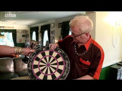 Darts -Chris Evans Breakfast Show - Sporting Challenge - BBC Radio 2