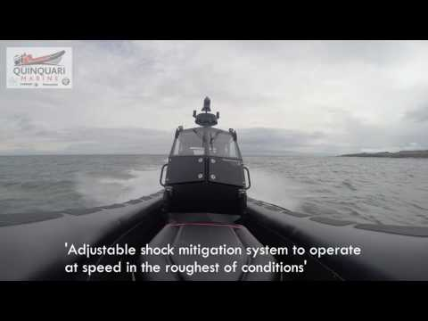 Invictus - 9m Offshore Racing RIB