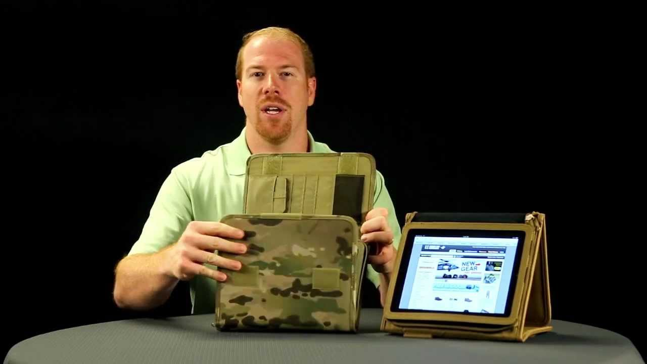 Tactical Ipad Cases By U S Cavalry Youtube