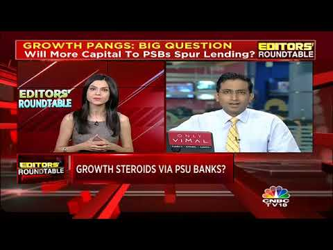 Will Govt Pump In More Capital Into PSBs To Spur Lending? | CNBC TV18