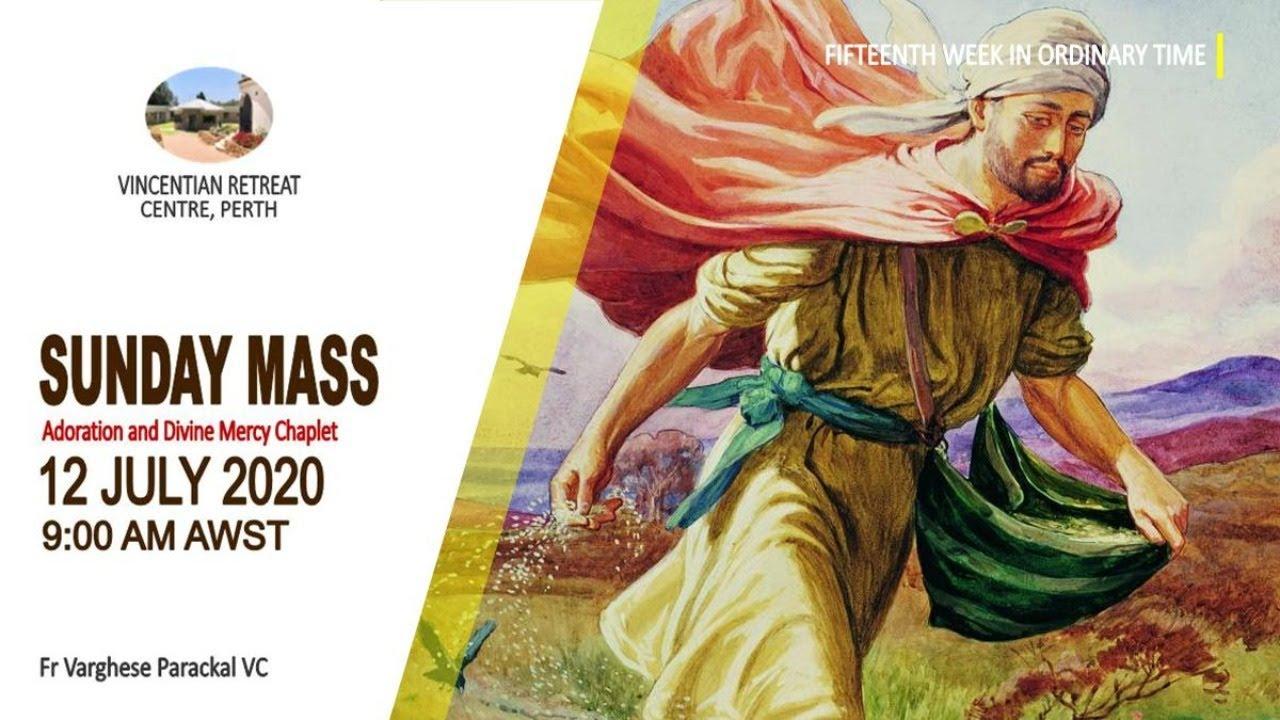 Sunday Mass Live- 12/07/2020