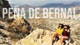 🇲🇽CINCO DE MAYO in MEXICO | CLIMBING PEÑA de BERNAL, QUERÉTARO | The World's TALLEST MONOLITH!