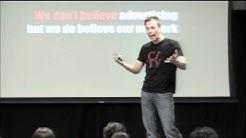 TEDxPoynterInstitute - Peter Kageyama - Building Communities in the Social Media Age