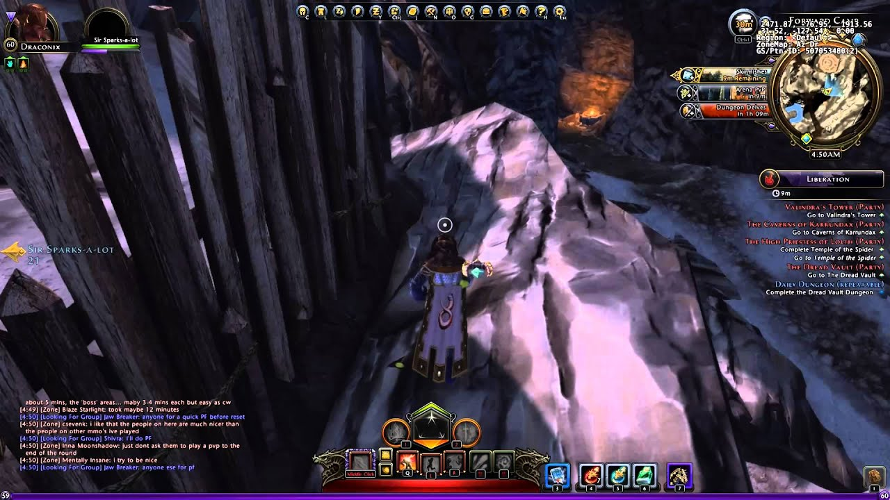 Neverwinter Dread Ring How To Get To
