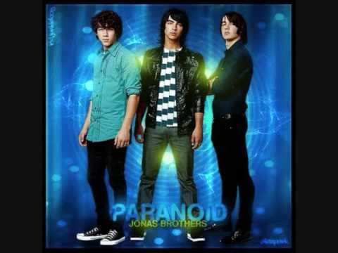 Jonas Brothers  PARANOID Dave Aude Club Remix HQ DOWNLOAD