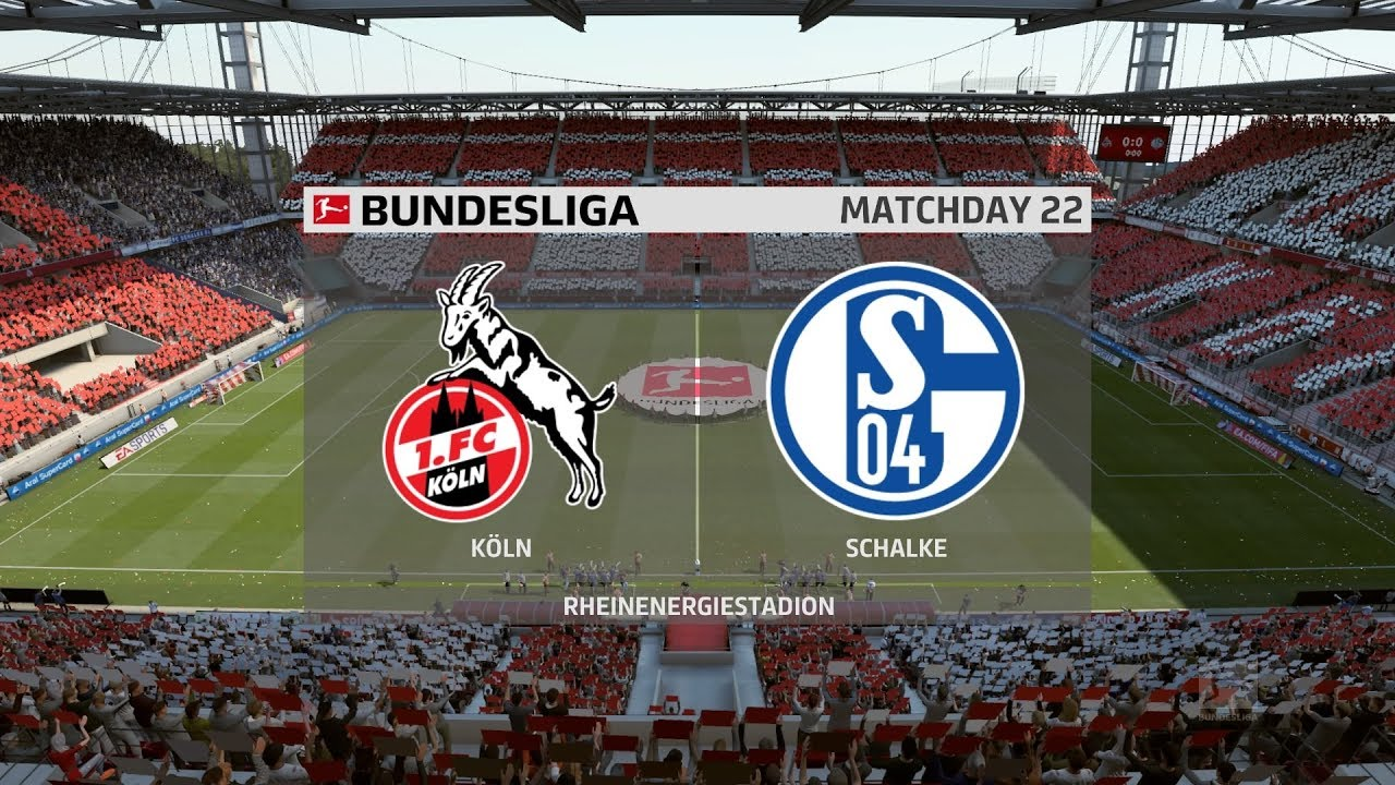 Köln Vs Schalke