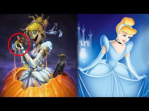 The Messed Up Origins of Cinderella | Disney Explained - Jon Solo