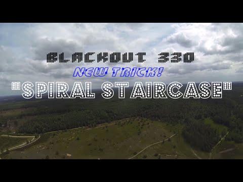 Blackout 330 / Spiral Staircase