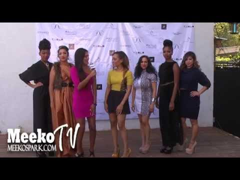 Houston Fashion Show With Designer- MEEKOSPARK
