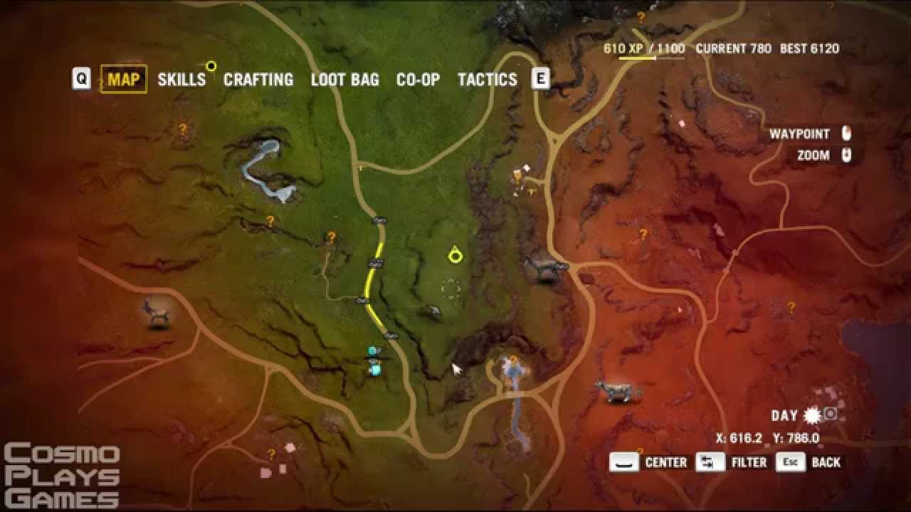 far cry 4 map with Watch on The Legend Of Zelda Twilight Princess Hd furthermore 8360840721 together with 21156 Where Find Your First Minigun Fallout 4 as well 15663288810 further 1900 6415569.