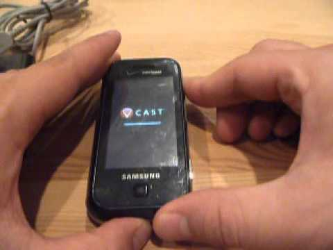 Verizon Samsung Glyde Stuck in Boot Loop: Off to be Recycled