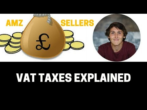 VAT Explaíned for Amazon Sellers