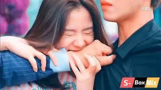 😍Aise Na Mujhe Tum Dekho (Official)  Korean Mix Heart💕 touching korean cute Romantic love| SBoxMix