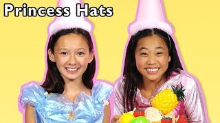 Princess Hats + More | Mother Goose Club Playhouse Songs & Rhymes