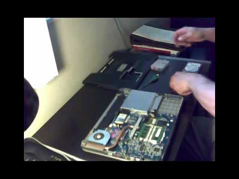 replacing sony vaio hard disk youtube rh youtube com