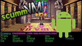 Tutorial ScummVm per Android + Indiana Jones and the last Crusade - Italiano