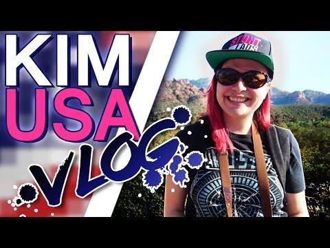 Kim's USA Road Trip! Native American Mountain Homes & Cowboy Town!