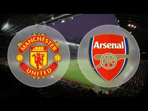 PES 2018 | Manchester United Vs Arsenal - Alexis Sánchez Vs Mkhitaryan -   | 29/04/2018