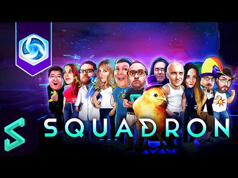 Patreon ALL DAY Squadron Stream | Heroes of the Storm (Gameplay) |  ft. MFPallytime | TGN