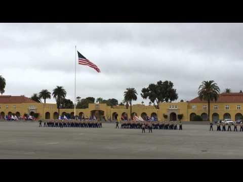 US Marines Graduation Day, San Diego, Fox Company, 6-12-2015