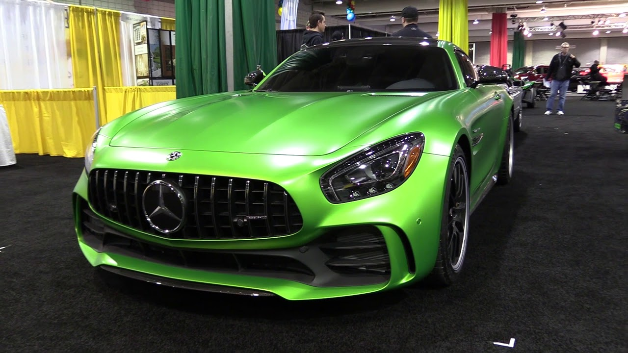 MercedesBenz At The Pittsburgh International Auto Show YouTube - Pittsburgh international car show