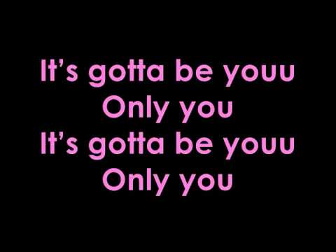One Direction - Gotta Be You LYRICS
